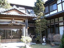 軽井沢の宿