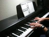 Haruhi Suzumiya piano medley