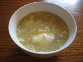 中華コーンスープ