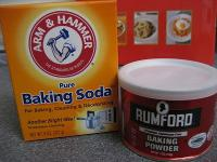 baking powder・soda