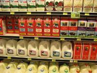 牛乳コーナー②