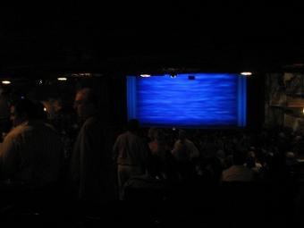 theater内②