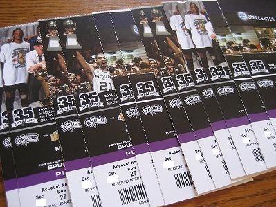 チケット。。。。。