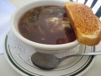 onionスープ