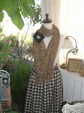 秋のスカート・・・
