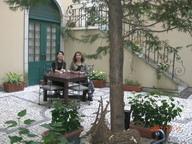 モントレ中庭