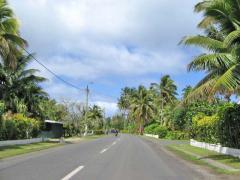 ラロトンガ道路