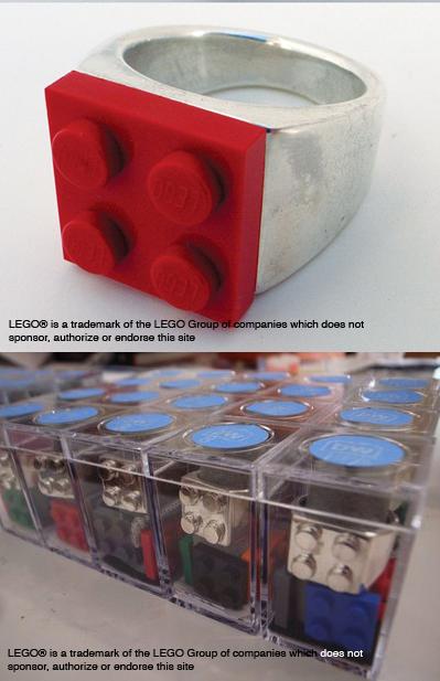 LEGOリング