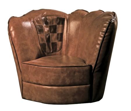 グローブ型ソファー