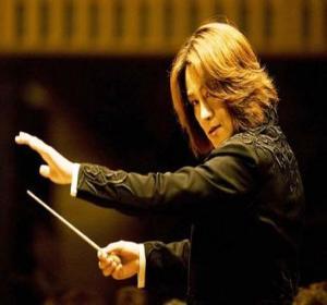 女性指揮者 西本智実氏@kyokoの自由が丘