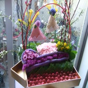 2012 ひな祭りArranging 0224