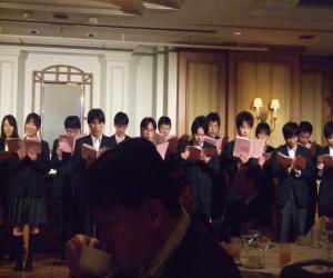 A組 合唱