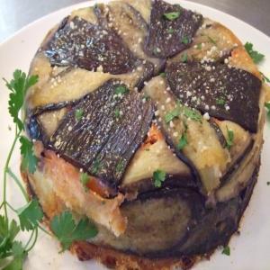 パスタのオーブン焼き ティンバッロ