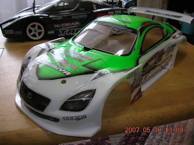 SC430(TAMIYA GT仕様)①