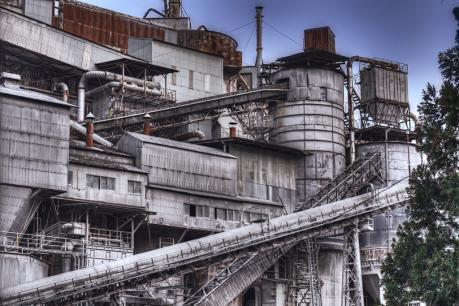 奥多摩工業氷川工場