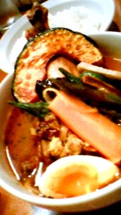 スープカレー!
