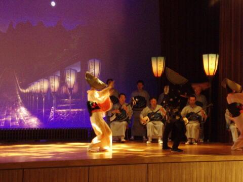 風の盆 女踊り