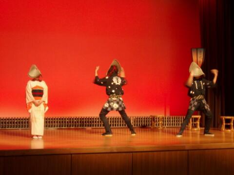 風の盆 男踊り