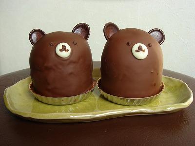 チョコレートケーキ001