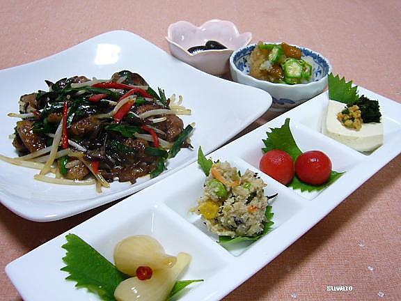 9月5日(火)の夕食
