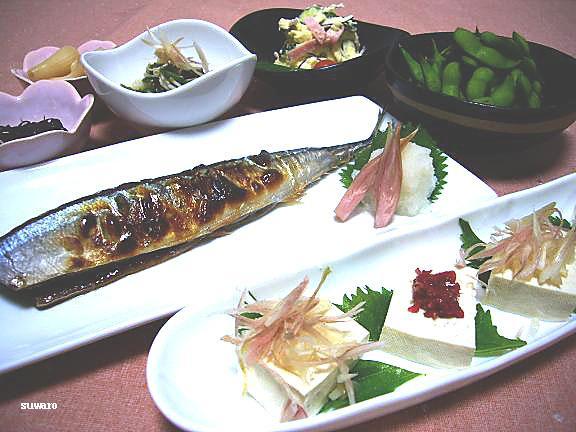 9月19日(火)の夕食