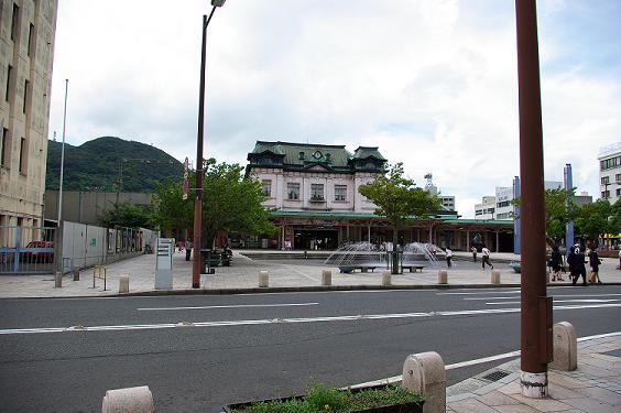 門司港駅1