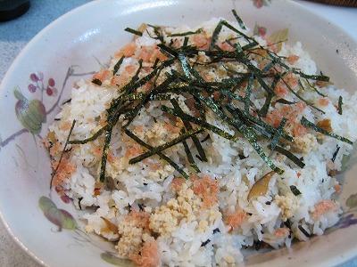 オーサワちらし寿司の素