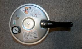 圧力鍋の改造