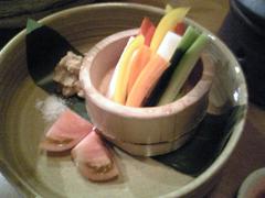 博多廊 野菜スティック