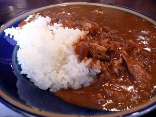 CAFE CHAKURA (カフェ チャクラ) カレー