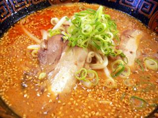 麺十色 ごま味噌ラーメン