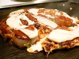 美津の 山芋焼