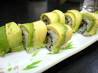 あびる寿司 あびる巻き