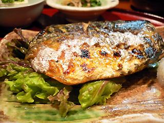 銀平 塩鯖