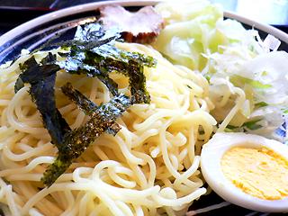 和楽 つけ麺の麺