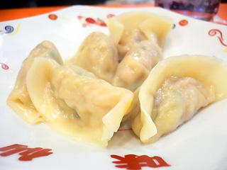 味仙 水餃子