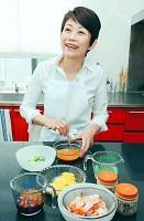 「具をたっぷりのせれば、冷やし中華はバランスのいい一皿になりますね」と川津さん
