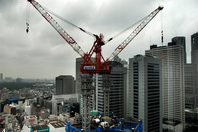 エルタワー28Fの眺め