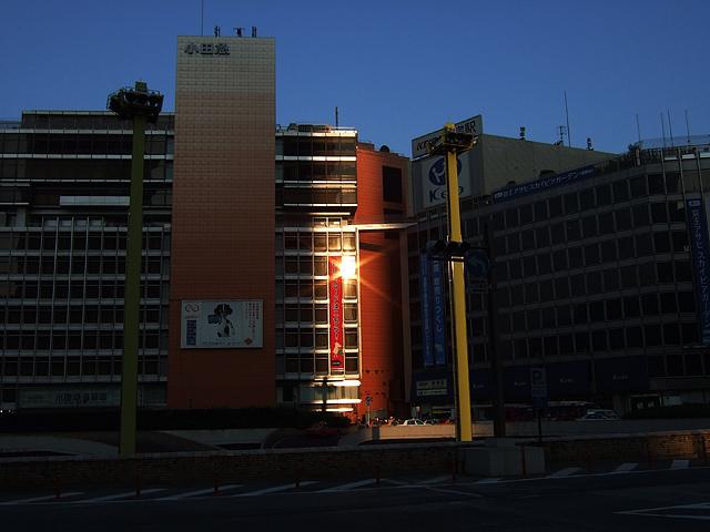 新宿西口 070821