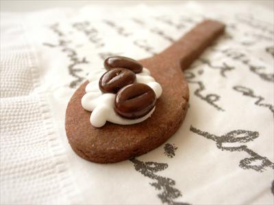 コーヒースプーンクッキーa