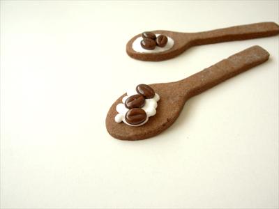 コーヒースプーンクッキーb
