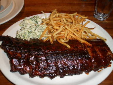 Houston's ribs