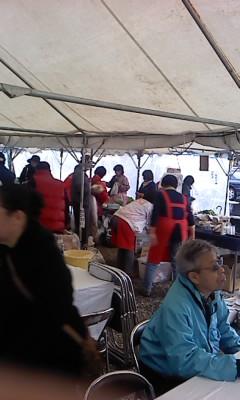 ねずみ大根祭り5