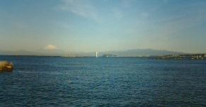 富士山&江ノ島