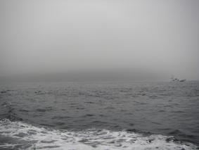 見えない利島
