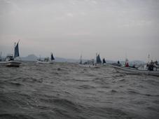 ワラサ船団