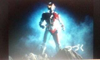 超人機メタルダー第1話