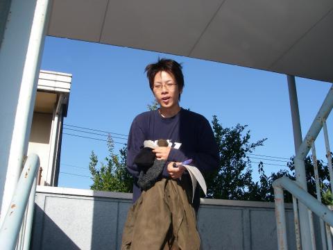 涸沼 シーバス 2007.10.12.1
