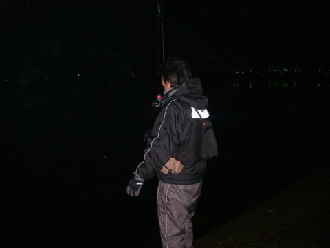 那珂川、涸沼川、涸沼 シーバス 2007.11.24.3