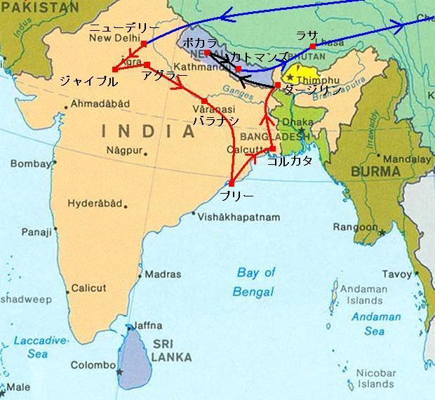 インド・ネパールの地図2.JPG